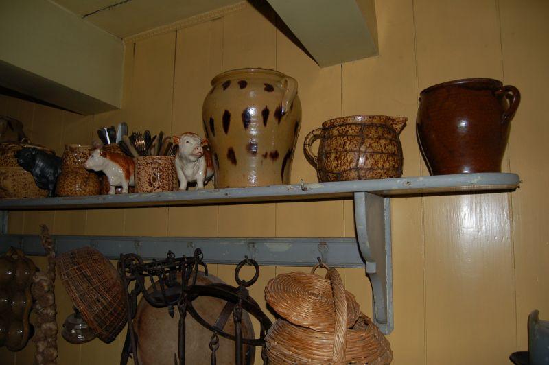 Keukenrekken