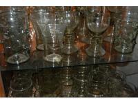 Oud en antiek glas