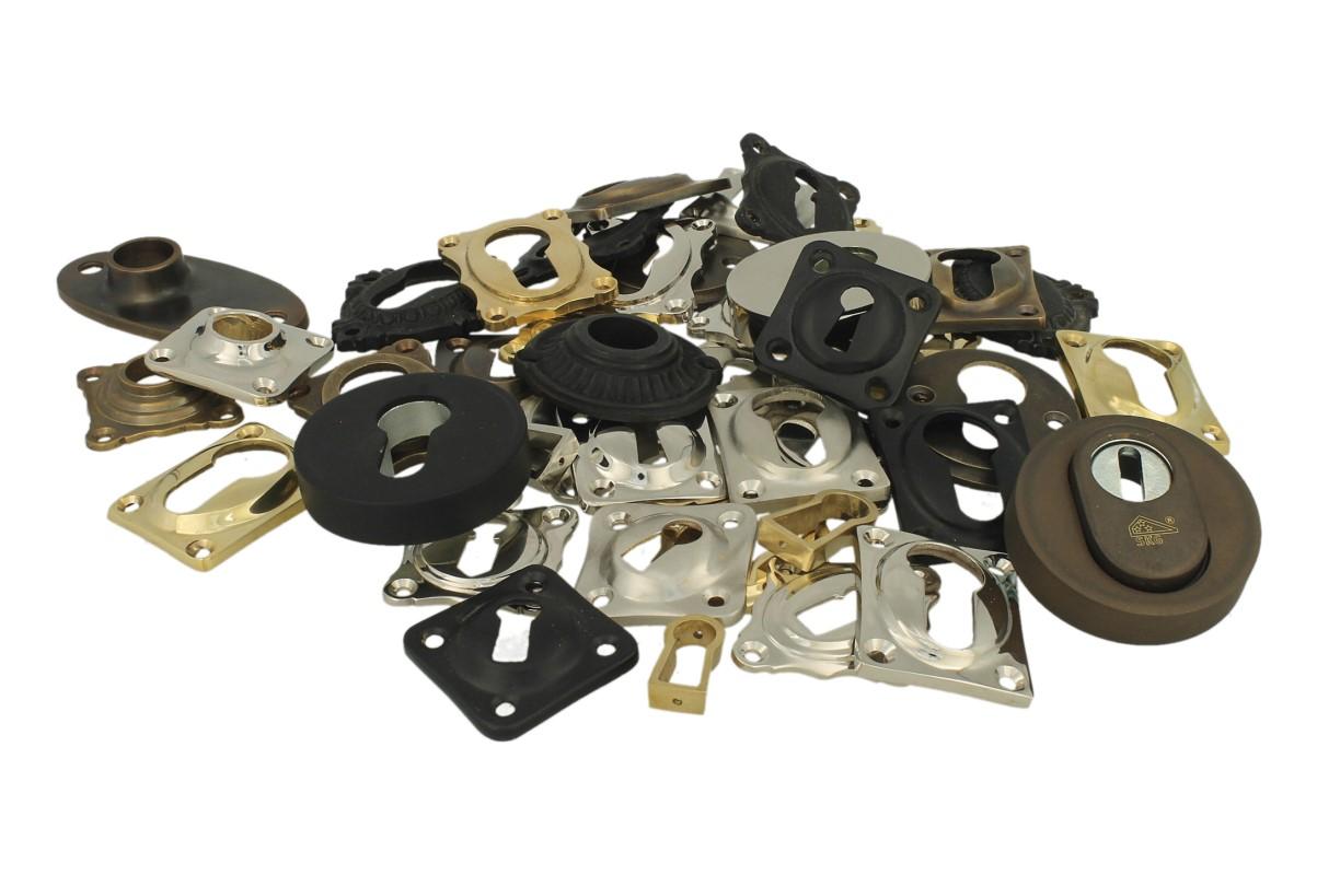 Rozetten sleutel cilinder deurklink